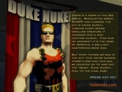 Duke Nukem: Manhattan Project  Demo imagen 1
