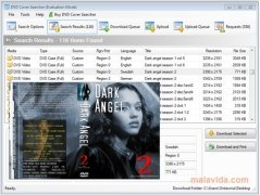 DVD Cover Searcher immagine 4 Thumbnail