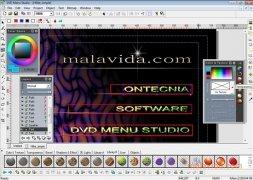 DVD Menu Studio imagem 1 Thumbnail