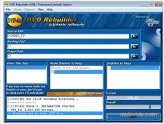 DVD Rebuilder immagine 1 Thumbnail