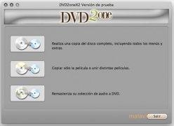 DVD2oneX immagine 1 Thumbnail