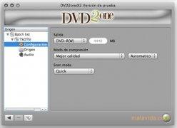 DVD2oneX immagine 3 Thumbnail