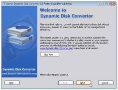 Dynamic Disk Converter imagen 1 Thumbnail