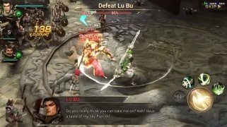Dynasty Warriors: Unleashed immagine 2 Thumbnail