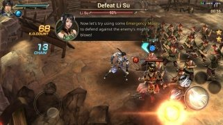 Dynasty Warriors: Unleashed image 4 Thumbnail