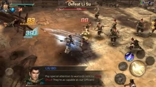 Dynasty Warriors: Unleashed imagem 5 Thumbnail