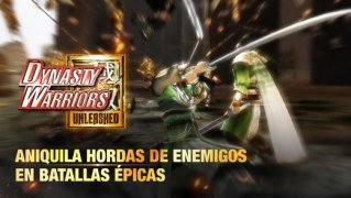 Dynasty Warriors: Unleashed imagem 1 Thumbnail