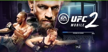 EA Sports UFC immagine 2 Thumbnail