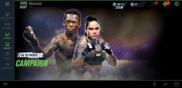 EA Sports UFC immagine 3 Thumbnail