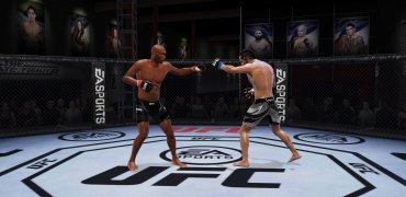 EA Sports UFC immagine 5 Thumbnail