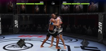 EA Sports UFC imagem 7 Thumbnail