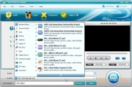 Earth Bluray Ripper imagem 2 Thumbnail