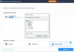 EaseUS Data Recovery Wizard immagine 3 Thumbnail