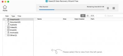 EaseUS Data Recovery Wizard Free imagen 6 Thumbnail