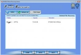 EaseUS Photo Recovery immagine 2 Thumbnail