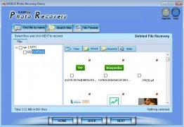 EaseUS Photo Recovery immagine 4 Thumbnail