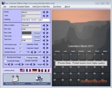 Easy Calendar Maker! immagine 2 Thumbnail