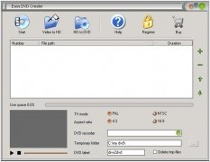 Easy DVD Creator image 1 Thumbnail