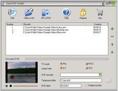 Easy DVD Creator image 2 Thumbnail