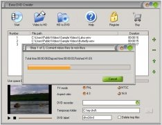 Easy DVD Creator image 4 Thumbnail