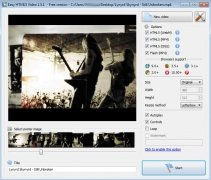 Easy HTML5 Video immagine 2 Thumbnail