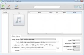 Easy M4P Converter immagine 1 Thumbnail