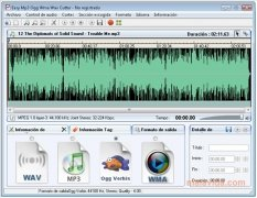 Easy Mp3 Ogg Wma Wav Cutter image 1 Thumbnail