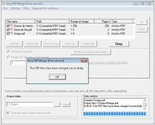 Easy Pdf Merger image 3 Thumbnail