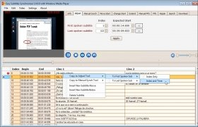 Easy Subtitles Synchronizer immagine 3 Thumbnail