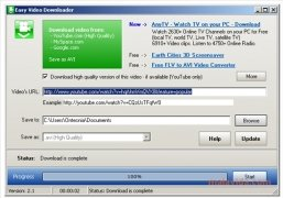 Easy Video Downloader image 1 Thumbnail