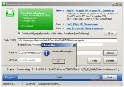 Easy Video Downloader immagine 3 Thumbnail