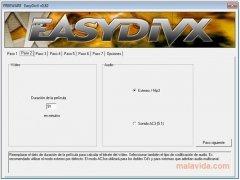 EasyDivX bild 2 Thumbnail