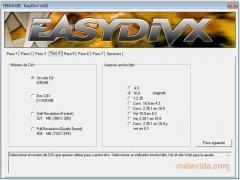 EasyDivX imagen 3 Thumbnail
