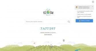 Ecosia imagen 1 Thumbnail