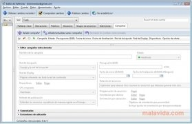 AdWords Editor immagine 1 Thumbnail