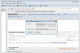 AdWords Editor image 5 Thumbnail