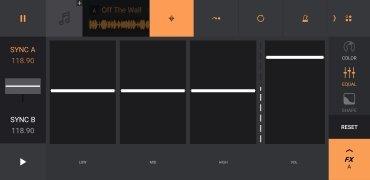 edjing PRO - Consola de DJ imagen 3 Thumbnail