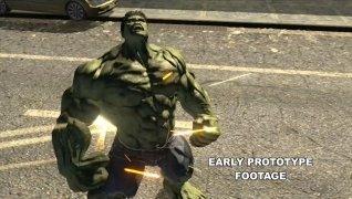 El Increible Hulk  Video imagen 1