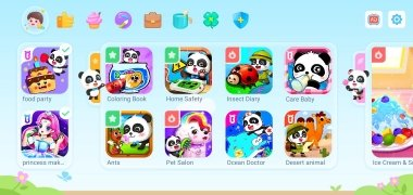 Mundo do Bebê Panda imagem 2 Thumbnail