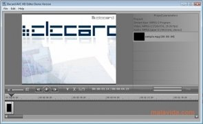 Elecard AVC HD Suite bild 2 Thumbnail