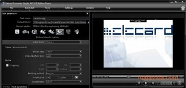 Elecard AVC HD Suite immagine 5 Thumbnail