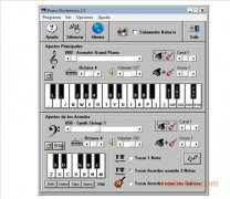 Electronic Piano imagem 1 Thumbnail