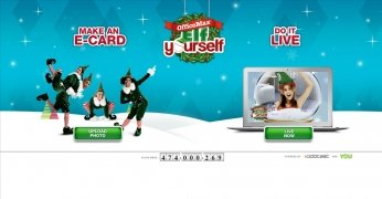 Elf Yourself imagem 1 Thumbnail