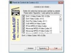Elisoft Codec Pack imagen 2 Thumbnail