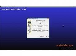 Elisoft Codec Pack imagen 3 Thumbnail