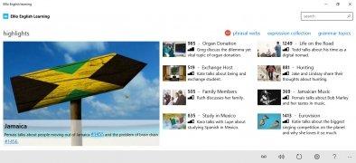 Elllo English learning immagine 1 Thumbnail