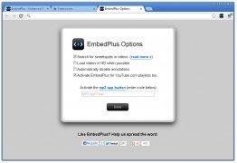 EmbedPlus imagen 2 Thumbnail