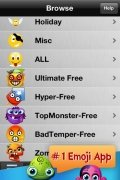 Emoji 2 Emoticons imagem 2 Thumbnail