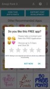Emoji Font 3 immagine 8 Thumbnail