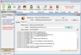 EMS Bulk Email Sender immagine 3 Thumbnail